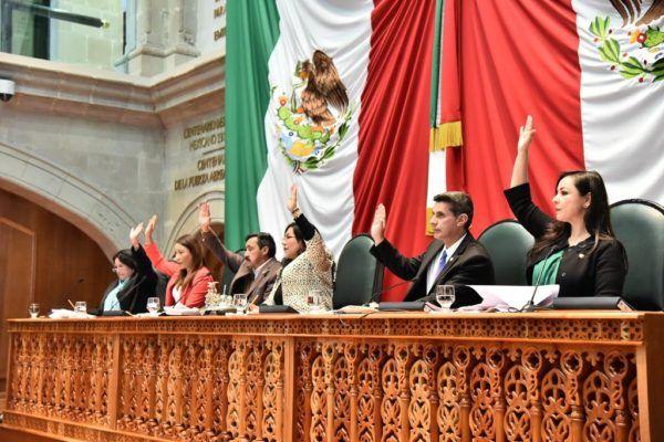 La diputada María Fernanda Rivera (PAN) presentó una iniciativa para adicionar un capítulo a la Ley Orgánica de la Administración Pública.