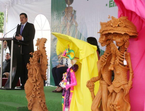 En certámenes nacionales durante los dos últimos años, más del 80% de triunfos mexiquenses son originarios de Metepec: FONART