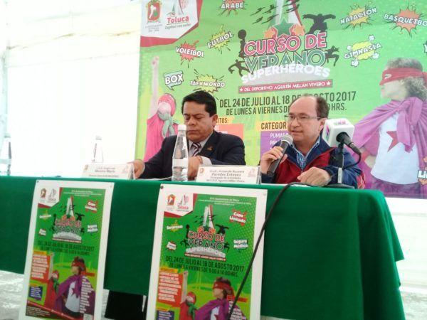 Diario evoluci n anuncian curso de verano para menores for Viveros en toluca